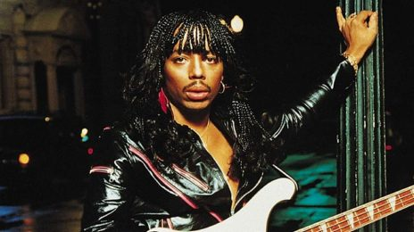 Rick James Biopic Miniseries in the Works