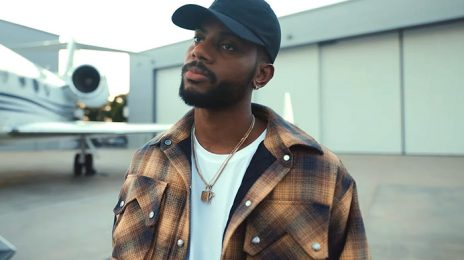 New Video:  Bryson Tiller - 'Right My Wrongs'