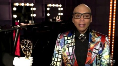 #EMMYs2020:  RuPaul Makes History With 2 Major Wins for 'Drag Race'