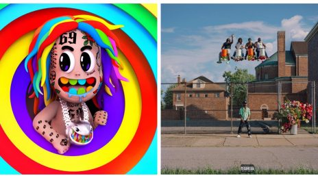 The Predictions Are In! 6ix9ine & Big Sean Battle It Out For #1