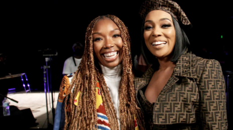 Watch:  Monica Dishes On Post-'VERZUZ' Relationship with Brandy / Teases Joint Tour