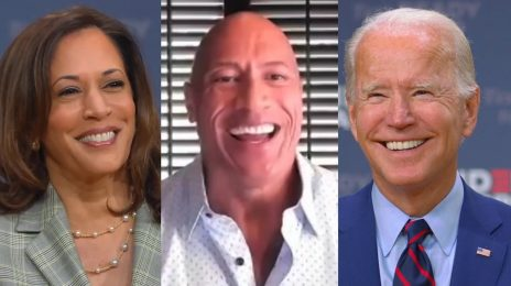 Watch: Dwayne 'The Rock' Johnson Endorses Joe Biden & Kamala Harris