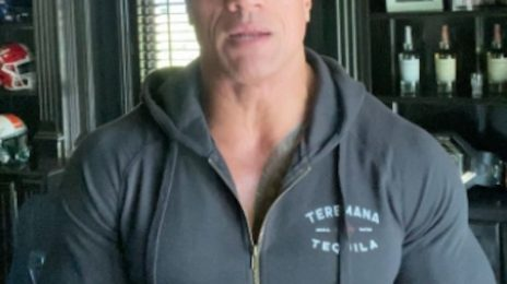 The Rock Reveals Both He & His Family Tested Positive For Coronavirus