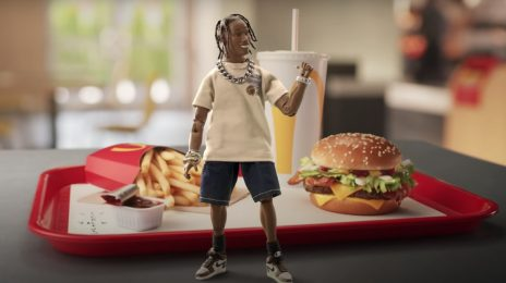Travis Scott Unleashes New McDonald's Commercial To Celebrate Launch Of The Travis Scott Meal