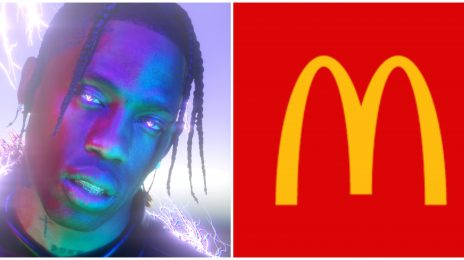 Travis Scott Teams With McDonald's For Major Innovative Partnership