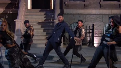 Usher Marvels With Hits Medley On America's Got Talent [Performance]