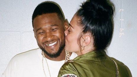 Usher Reportedly Expecting First Child With Girlfriend Jenn Goicoechea