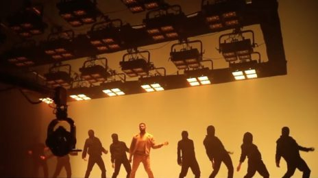 Behind the Scenes: Usher - 'Bad Habits' Video