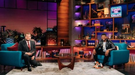 Watch: Usher Visits 'Late Late Show' / Dishes on Vegas Residency, New Music, & More