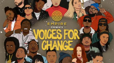 PJ Morton, Rotimi, Trevor Jackson, & More Team for 'Empire Presents:  Voices for Change Vol. 1'