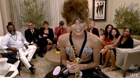 Zendaya Makes History As Youngest 'Lead Actress In A Drama' EMMY Winner EVER