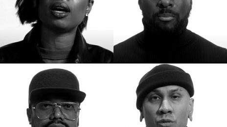 New Video:  Black Eyed Peas & Jennifer Hudson - 'The Love'