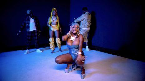 New Video:  Moneybagg Yo - 'Said Sum (Remix)' [featuring City Girls & DaBaby]