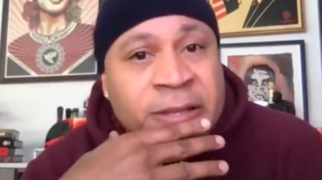 LL Cool J Slams Kanye West For Urinating On Grammy Award: 'Pi*s in a Pair of One of Them Yeezys'