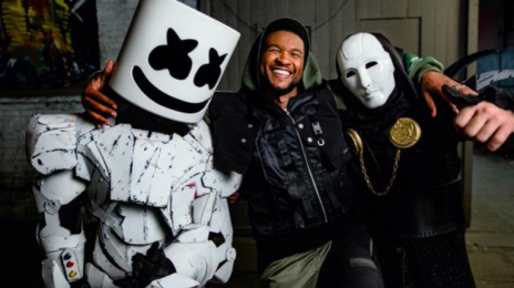 New Song: Marshmello & Imanbek - 'Too Much' (ft. Usher)