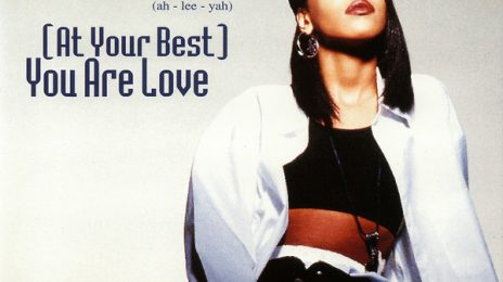 Chart Rewind:  Aaliyah's 'At Your Best' Hit Its Hot 100 Peak This Week in 1994