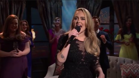 Adele Belts 'Hello,' 'Rolling In The Deep,' 'Someone Like You,' & More On SNL