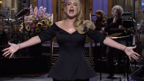 Adele Confirms New Album Is NOT Finished On SNL