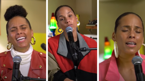 Watch:  Alicia Keys Performs B-Sides from Her First Three Albums Live!