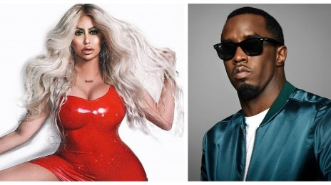 "Aubrey O'Day Slams Diddy Over Launch Of His Own Political Party / Alleges ""Puff & Trump Are Good Friends"""