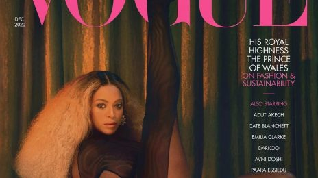 Beyonce Blazes British Vogue With THREE Covers