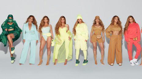 Beyonce Stuns In Adidas X Ivy Park DRIP 2 Promo