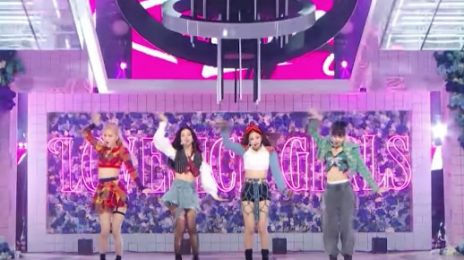 Watch: Blackpink Nail 'Lovesick Girls' And Debut 'Pretty Savage' On 'Show! Music Core'