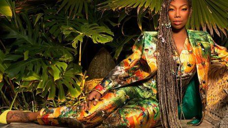 Brandy's 'Borderline' Hits Top 10 On Urban A/C Radio