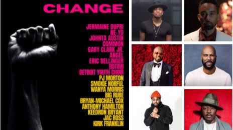 New Song: Jermaine Dupri, Ne-Yo, Johntá Austin, Bryan-Michael Cox & Friends - 'Change'