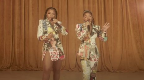 Chloe x Halle Deliver Powerful Performance Of 'Lift Every Voice'