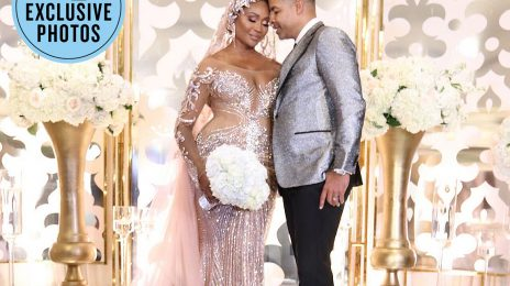 #RHOA's Cynthia Bailey Officially Marries Mike Hill