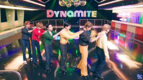 BTS Rocks 'Tonight Show' With 'Dynamite' For Performance 5 of #BTSWeek [Watch]