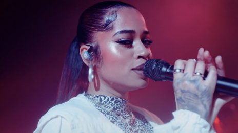 Ella Mai Marvels With 'Not Another Love Song' On 'Colbert' [Performance]