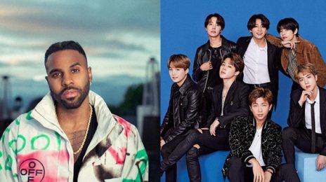 Hot 100: #SavageLove Is Jason Derulo's First #1 Hit in Over 10 Years Thanks to BTS Remix