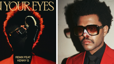 New Song:  The Weeknd - 'In Your Eyes (Remix)' [featuring Kenny G]