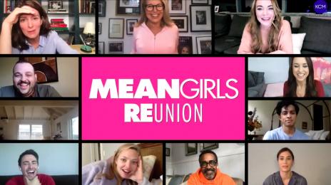 'Mean Girls' Cast Reunite To Boost Voter Registration [Video]