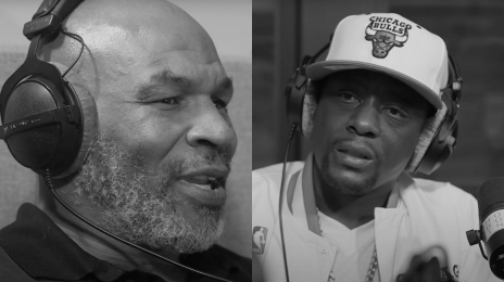 "Mike Tyson To Boosie: ""Do You Feel There's A Possibility You're A Homosexual?"""