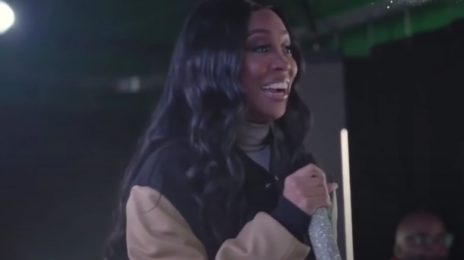 Monica Performs 'Trenches' & 'So Gone' At Essence / Pepsi's 'She Got Now' HBCU Experience