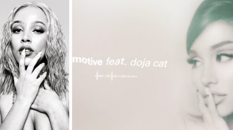 Hot 100:  Doja Cat Collects Her Second Career Top 40 Hit Thanks to Ariana Grande's 'Motive'