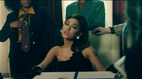 Behind the Scenes: Ariana Grande's 'Positions' Music Video [Watch]