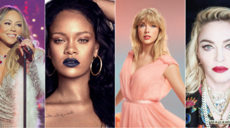 Taylor Swift Joins Rihanna, Madonna, Mariah Carey, & Mary J. Blige As Only Female Artists To See First 8 Albums Certified Platinum