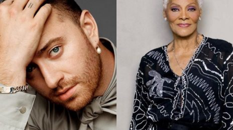 Watch: Sam Smith Joins Dionne Warwick For Stunning 'That's What Friends Are For' Performance