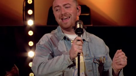 Sam Smith Covers 'Head & Heart' On BBC Radio 1 Live Lounge [Performance]