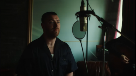 Watch:  Sam Smith Shines With Acoustic Performance of New Song 'Diamonds'