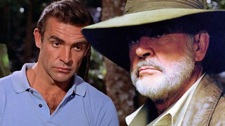 Sean Connery Dead At 90