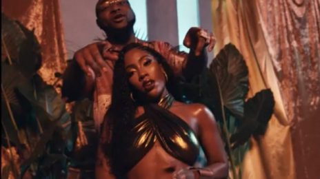 New Video:  Sevyn Streeter - 'Kissez' (featuring Davido)