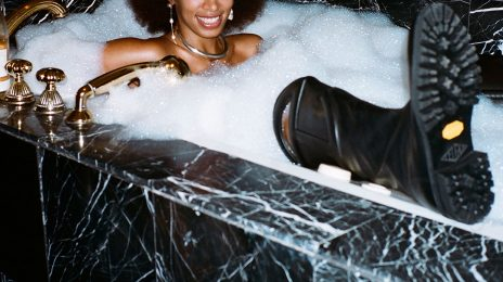 Solange Stuns For Harper's Bazaar