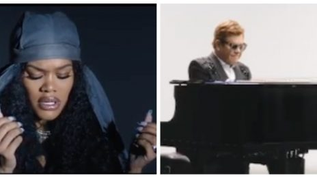 Teyana Taylor Teams With Elton John For 'Lose Each Other' Video