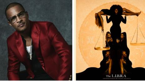 Stream:  T.I.'s New Album 'The L.I.B.R.A.'