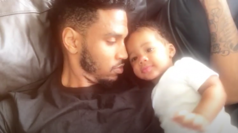 New Video:  Trey Songz - 'I Know A Love'
